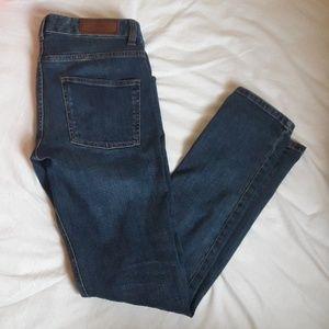 "Ami alexandre matiussi blue jeans size w:16""L:41"""